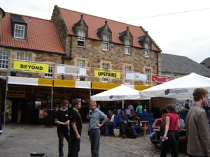 Pleasance Courtyard