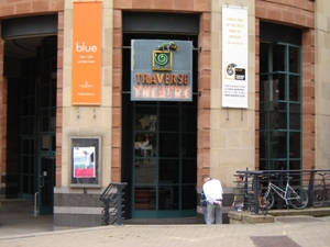 Current Traverse Theatre