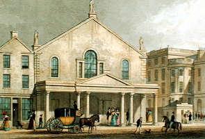 Theatre Royal Edinburgh